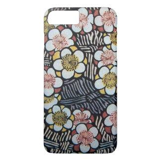 HAIKU / WHITE SPRING FLOWERS iPhone 8 PLUS/7 PLUS CASE