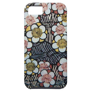 HAIKU / WHITE SPRING FLOWERS iPhone SE/5/5s CASE