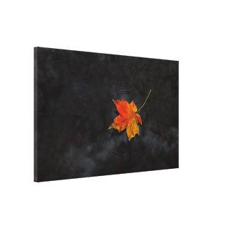 """Haiku"" Wrapped Canvas"