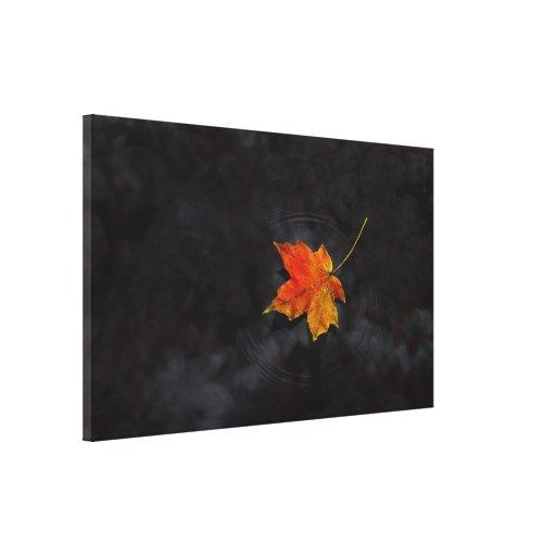 """Haiku"" Wrapped Canvas Canvas Print"