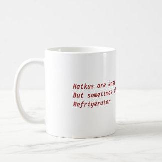 Haikus are Easy Mug