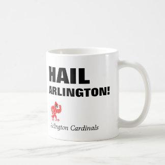 HAIL ARLINGTON COFFEE MUG
