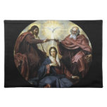 HAIL HOLY QUEEN CLOTH PLACEMAT