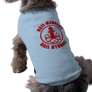 Hail Hydrant Pet Tshirt