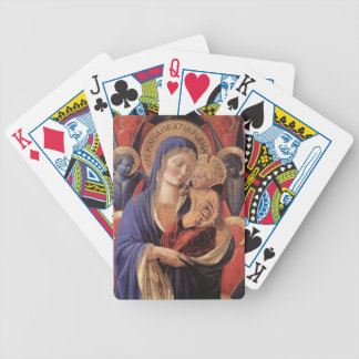 HAIL MARY FULL OF GRACE BICYCLE PLAYING CARDS