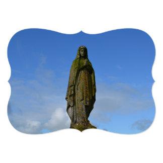 Hail Mary 5x7 Paper Invitation Card