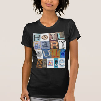 Hail Mary Letters T-Shirt