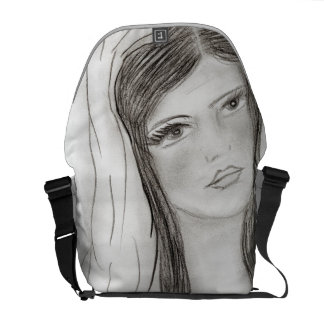 Hail Mary Messenger Bag