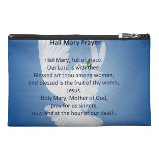 Hail Mary Prayer Accessories Bag