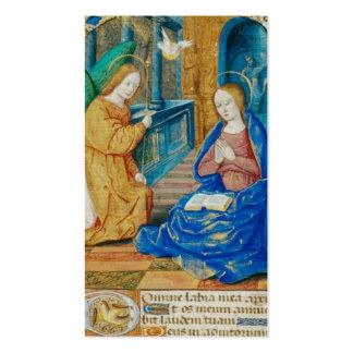 Hail Mary prayer card