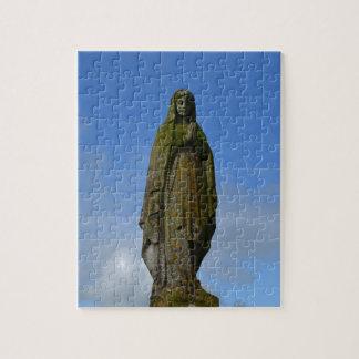 Hail Mary Jigsaw Puzzles