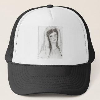 Hail Mary Trucker Hat