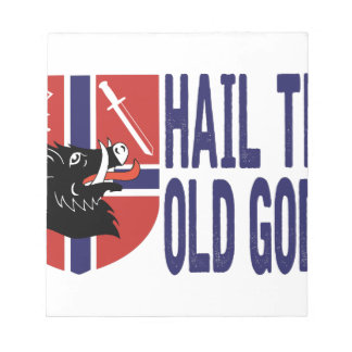 Hail Old Gods Notepad