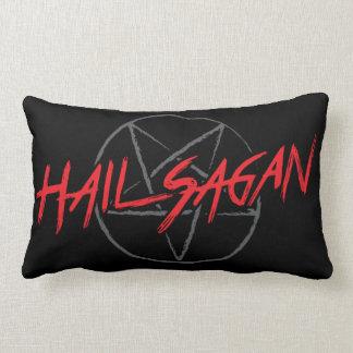 Hail Sagan Lumbar Pillow