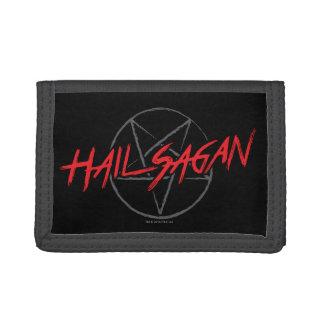 Hail Sagan Trifold Wallet