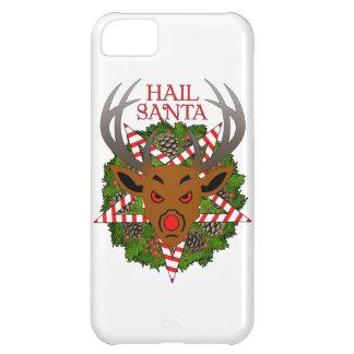 Hail Santa iPhone 5C Cases