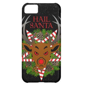 Hail Santa iPhone 5C Covers