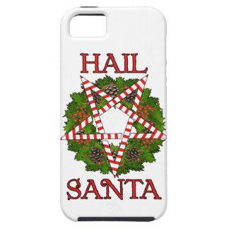 Hail Santa iPhone 5 Cover