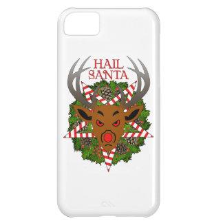 Hail Santa Cover For iPhone 5C
