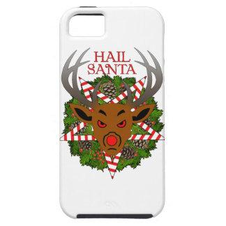 Hail Santa iPhone 5 Cases
