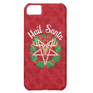 Hail Santa! iPhone 5C Covers