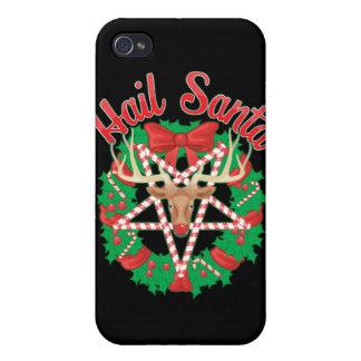 Hail Santa! iPhone 4/4S Case