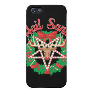 Hail Santa! Case For iPhone 5