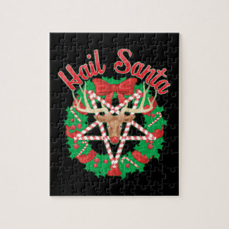 Hail Santa! Puzzles