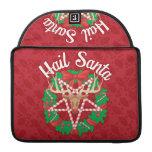 Hail Santa! Sleeve For MacBook Pro
