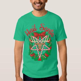 Hail Santa! T-shirts