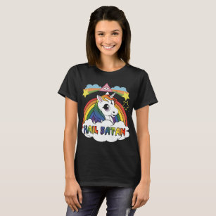 0ef8143a4 Offensive Satan T-Shirts - T-Shirt Design & Printing   Zazzle