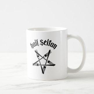 Hail Seitan 1.2 (black) Coffee Mug