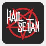 Hail Seitan Stickers Sticker
