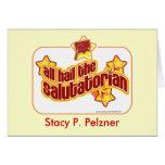 Hail the salutatorian cards