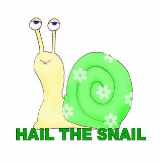 Hail the Snail Statuette