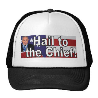 Hail to the Chief! Trucker Hat