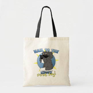 Hail to the First Dog Bag