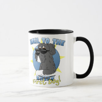 Hail to the First Dog Mug