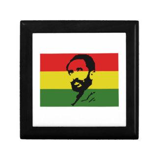 Haile Selassie I Cajas De Recuerdo