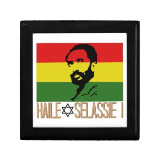 Haile Selassie I Cajas De Joyas