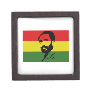Haile Selassie I Caja De Regalo De Calidad