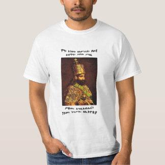 Haile Selassie I, Elect Of God, King Of Kings T-Shirt