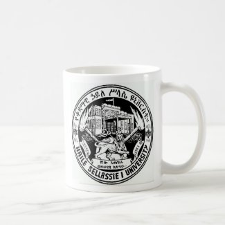 Haile Selassie I University Mug