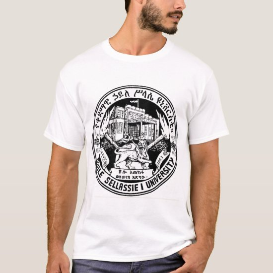 Haile Selassie I University T-Shirt