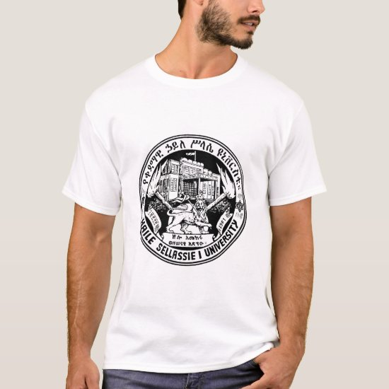 Haile Selassie I University - T-Shirt