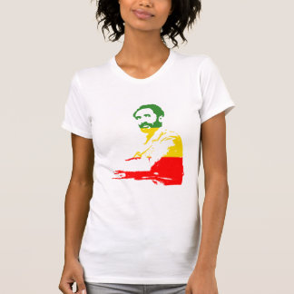 Haile Selassie ladies shirt
