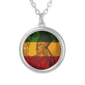 Haile Selassie Necklace Pendant