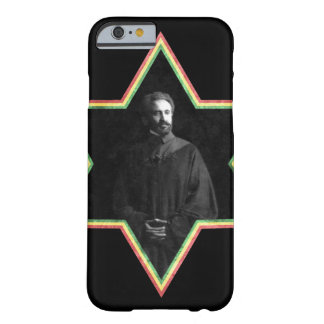 Haile Selassie Star of David Barely There iPhone 6 Case