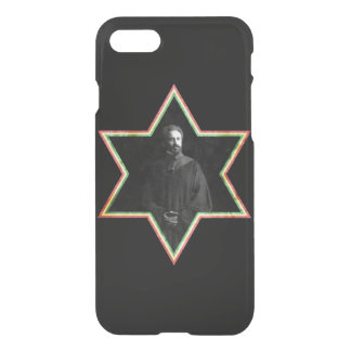 Haile Selassie Star of David iPhone 7 Case