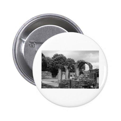 Hailes Abbey Gloucestershire Button